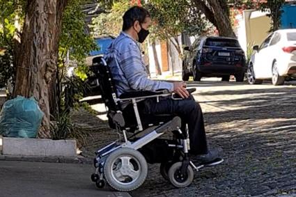fauteuil électrique